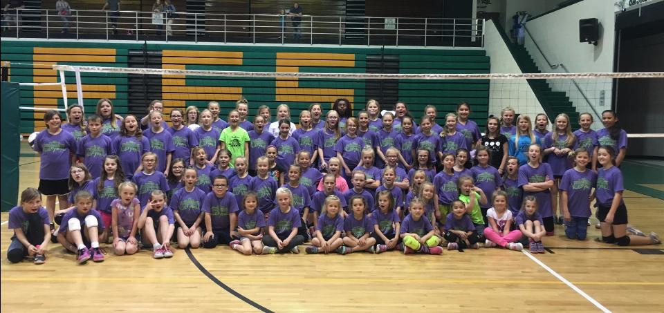 Idaho Falls High School Volleyball 2011 VOLLEYBALL NBC Volleyball Camp VOLLEYBALL ...